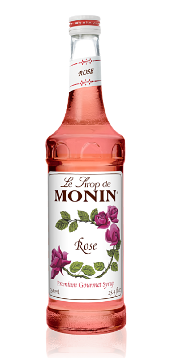 Monin Syrup - Rose