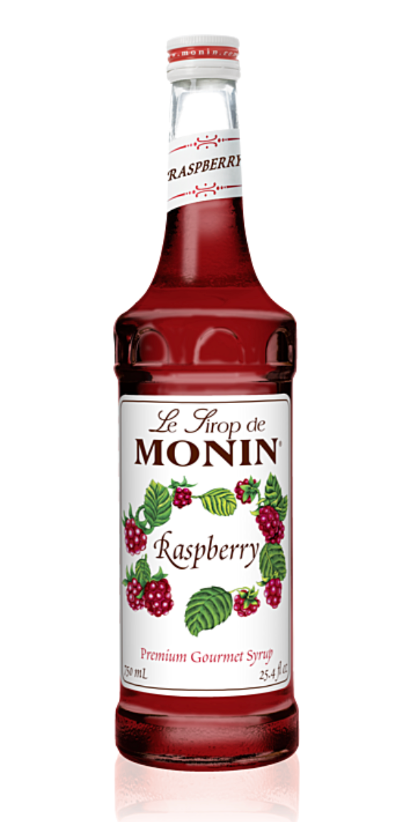 Monin Syrup - Raspberry