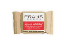 Load image into Gallery viewer, Fran's Chocolates - Almond GoldBites