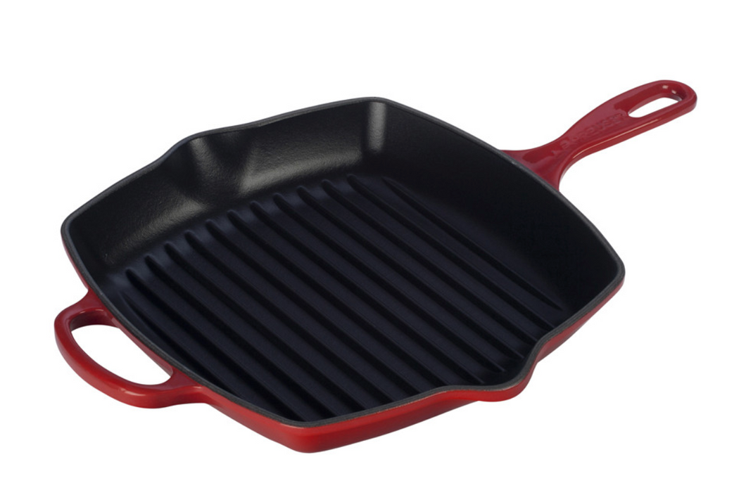 Le Creuset Square Grill Pan - 11.25