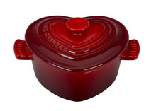 Load image into Gallery viewer, Le Creuset Heritage Petite Heart Cocotte