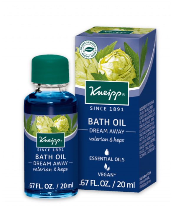 Kneipp Bath Oil - Dream Away Valerian