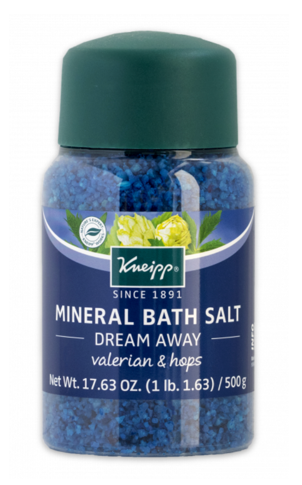 Kneipp Bath Salts - Dream Away Valerian