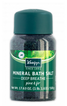 Load image into Gallery viewer, Kneipp Bath Salts - Deep Breathe Pine and Fir