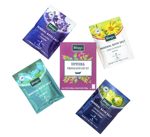 Kneipp Bath Salts Set - Pampering