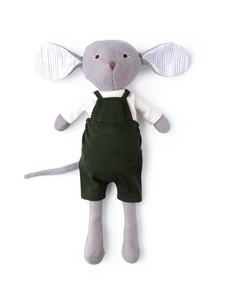 Hazel Village - Oliver Mouse