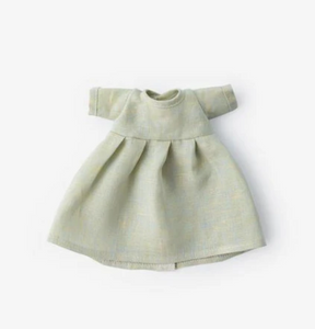 Hazel Village - Louise in Dewdrop Linen Dress