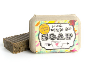 Free Range Wingo - Bar Soap - Made Locally in Fairfield!