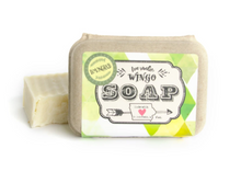 Load image into Gallery viewer, Free Range Wingo - Bar Soap - Made Locally in Fairfield!