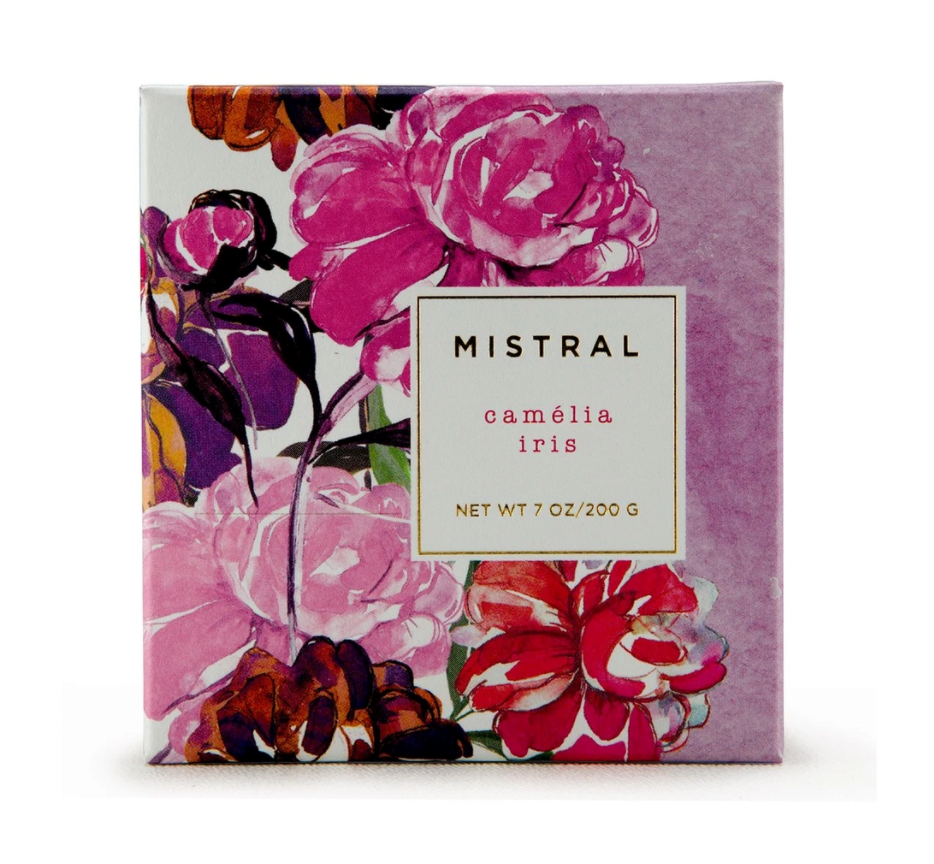 Mistral - Exquisite Florals Gift Soap