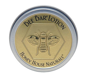 Honey House Naturals Bee Bar -Small Lotion Bar