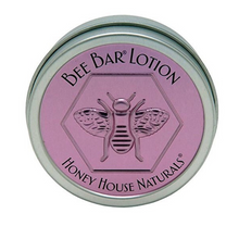Load image into Gallery viewer, Honey House Naturals Bee Bar -Small Lotion Bar