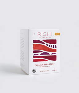 Rishi Tea English Breakfast - 15 Tea Bags
