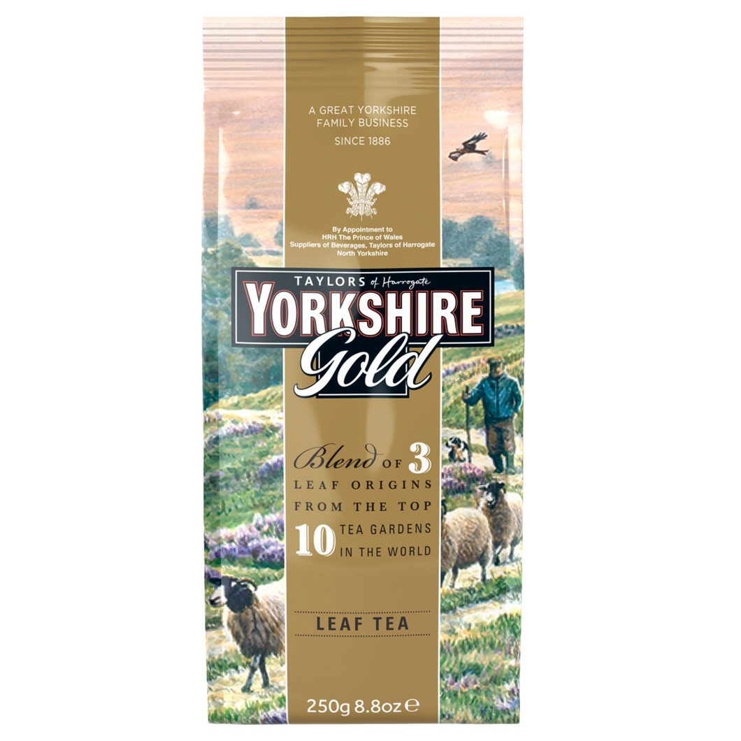 Yorkshire Gold Tea - Loose Leaf
