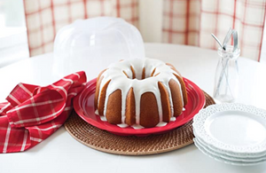 Nordic Ware Cake Keeper - Twist and Lock