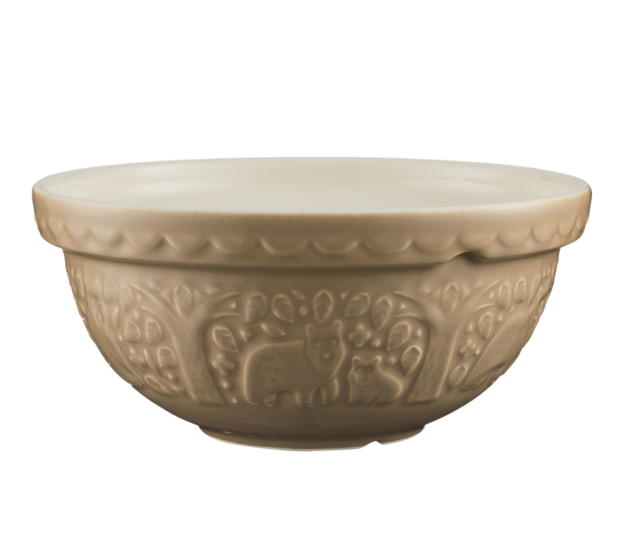 Mason Cash - Mixing Bowl S24 In the Forest Collection, Bear