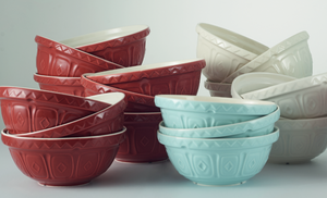 Mason Cash Mixing Bowl 4.25 QT - Color Mix Collection