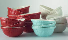 Load image into Gallery viewer, Mason Cash Mixing Bowl 2.85 QT - Color Mix Collection