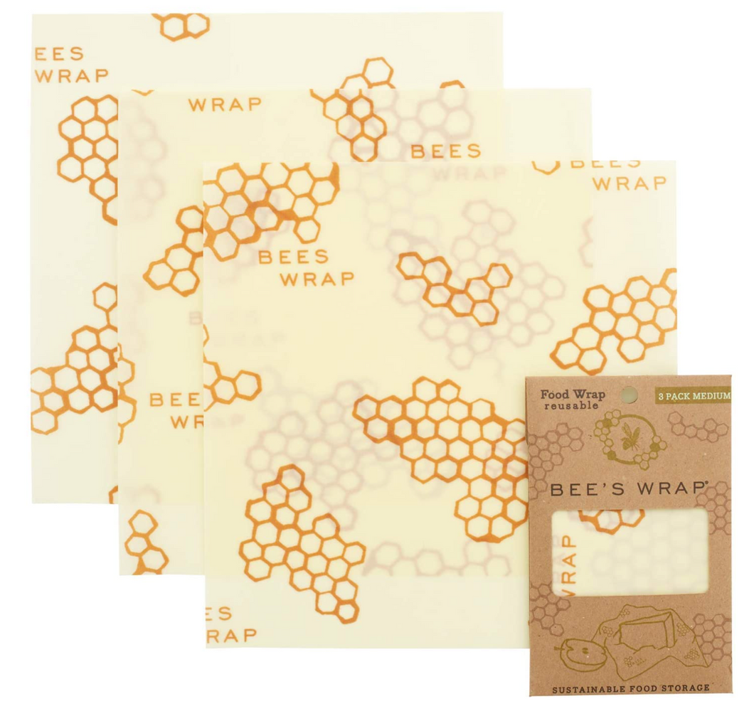 Bee's Wrap - 3 Pack Medium