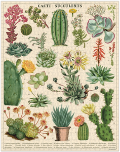 Cacti and Succulents 1,000 Piece Puzzle