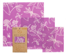 Load image into Gallery viewer, Bee's Wrap - Assorted 3 Pack
