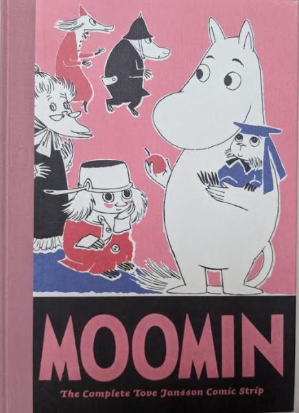 Moomin, Book 5: The Complete Tove Jansson Comic Strip