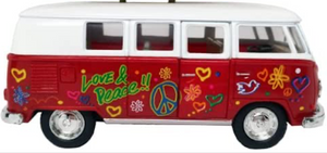 Peace & Love Bus
