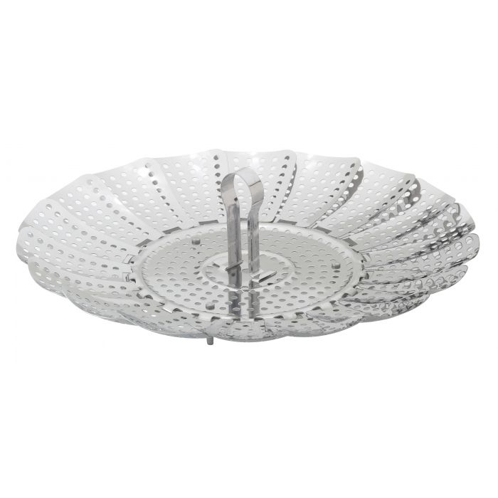 Adjustable Steamer Basket, Stainless Steel - 9