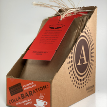 Load image into Gallery viewer, Askinosie Chocolate CollaBARation Bar - Dark Chocolate and Coffee
