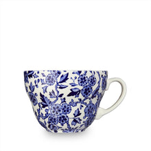 Load image into Gallery viewer, Burleigh Blue Arden Breakfast Cup and Saucer