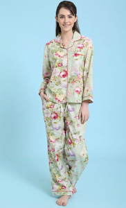 Mahogany - Lightweight 2 Piece Pajamas