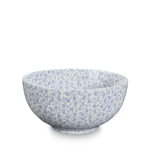 Burleigh Blue Felicity Footed Bowl - Small