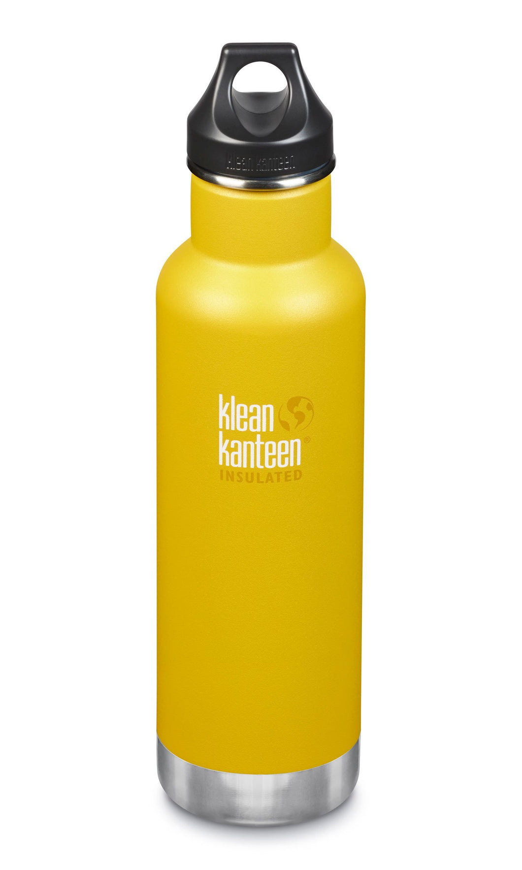 Klean Kanteen - Insulated Classic 20 oz. with Loop Cap