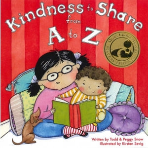 Kindness to Share A to Z