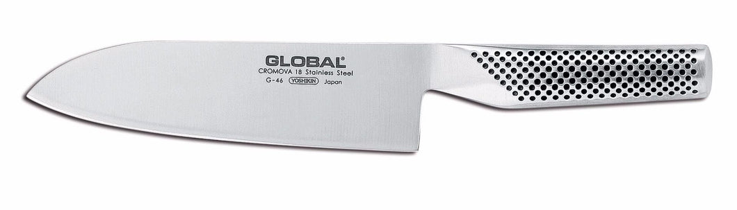 Global Classic Santoku Knife - 7