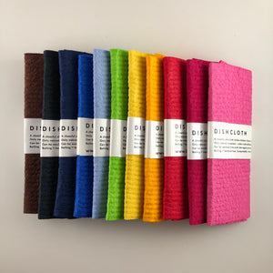 Swedish Dishcloth - Solid Colors