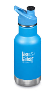 Klean Kanteen - Insulated Kid Classic 12 oz. with Sport Cap