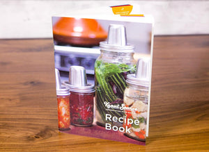 Kraut Source Recipe Book
