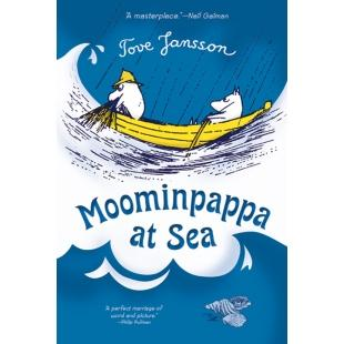 Moomin Book #7: Moominpapa at Sea