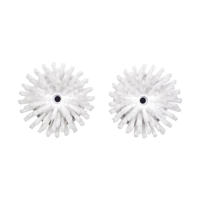 OXO Good Grips Soap Dispensing Palm Brush Refills - 2 Pack