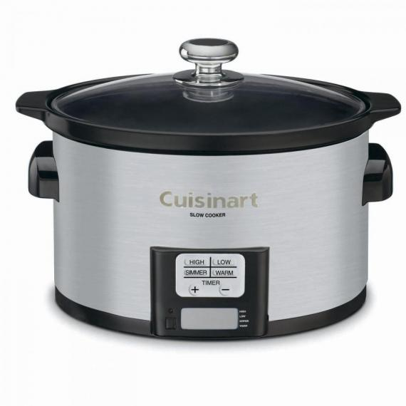 Cuisinart Slow Cooker - 3.5 QT Programmable Slow Cooker