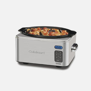 Cuisinart Slow Cooker - 6.5 QT Programmable Slow Cooker