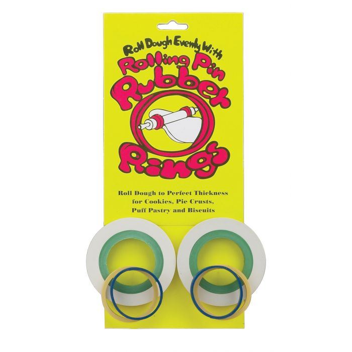 Rolling Pin Rubber Rings