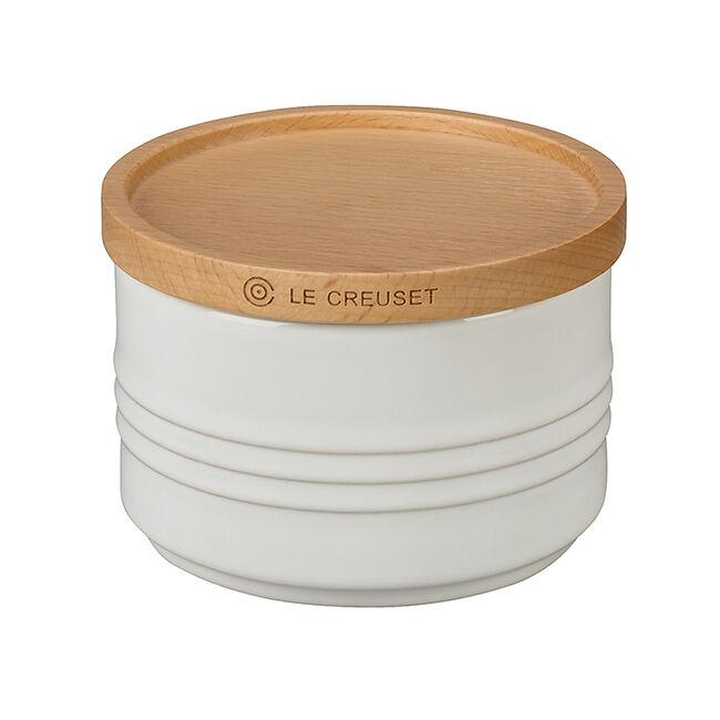 Le Creuset - Storage Canister with Wood Lid, Small