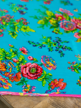 "Load image into Gallery viewer, April Cornell Tablecloth - Oilcloth 52"" x 72"""