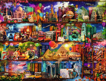 Load image into Gallery viewer, Ravensburger World of Books