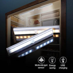 BrightenBar™ Wireless Motion Sensor Stick-On Closet LED