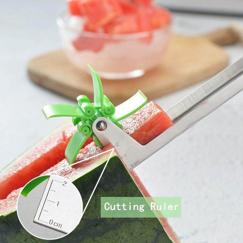Slide-n-Dice™ Windmill Watermelon Slicer