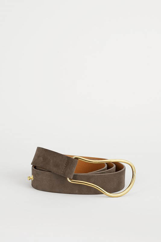Barano, Khaki Brown, Belt