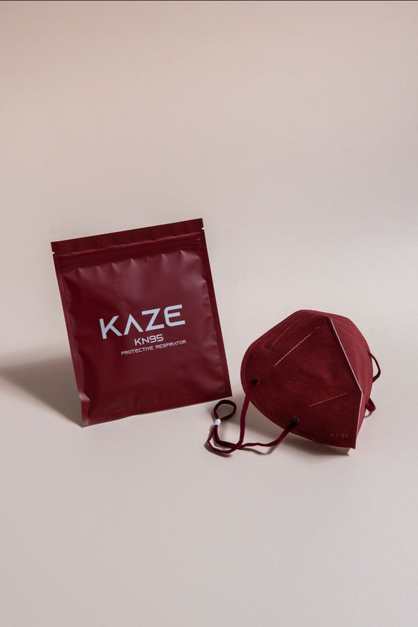 Kaze FFP2 Masken Vogue Edition 10er Pack